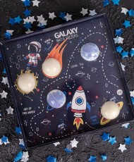 """Vonios burbulų rinkinys vaikams""""Kosmosas"""""""