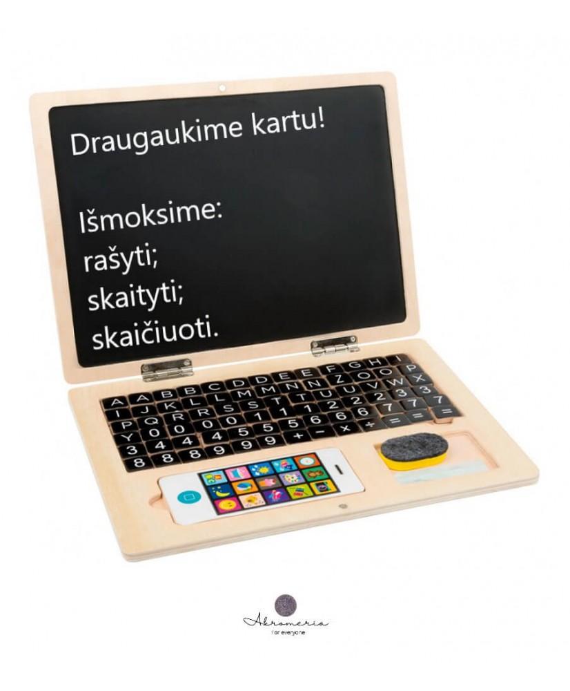 Medinis vaikiškas kompiuteris