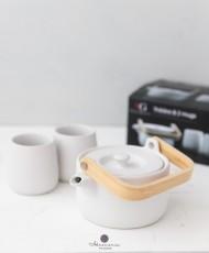 Keramikinis arbatinuko komplektas