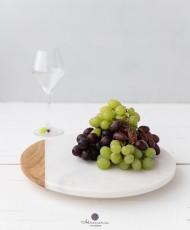 """Kristalinio stiklo vyno taurės """"Clarillo"""" 270ml"""