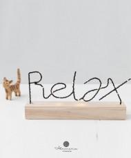 dekoratyvine lempa relax