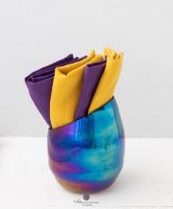 spalvota vaza