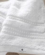 kokybiškas vonios rankšluostis baltas